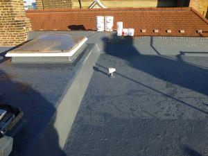 EPDM dakbedekking op plat dak